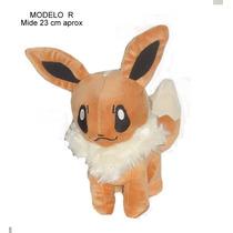 Peluche Pokemon Evoluciones De Eevee X Unidad V Crespo