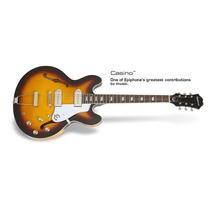 Guitarra Epiphone Casino Semi Acústica Vintage Sunburst **