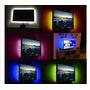 Tira De Led Rgb 5050 Para El Smart Tv Conexión Usb
