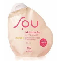 Natura Sou Shampoo Hidratação E Vitalidade 200ml