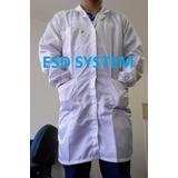 Jaleco Avental Anti-estático Esd System (tamanho: M)
