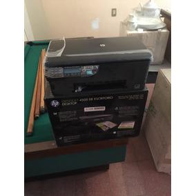 Impresora Hp Officejet 4500 Buen Fin