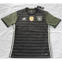 Oferta Jersey Alemania Adizero Gris Eurocopa 16 Envíogratis