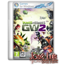 Plantas Vs Zombies Garden Warfare 2 Cd-key Pc Origin Jose L.