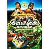 Dvd Hot Wheels Acceleracers Ignicao