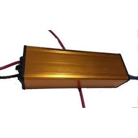Led Driver Bivolt Reator Para Chip 50w Reposição