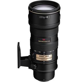 Objetiva Nikon Af-s 70-200mm F/2.8g If-ed Vr Ii