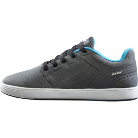 Tenis Fox Motion Scrub Fresh Gris Bmx Downhill Mtb Motocross