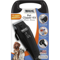 Maquina Para Perro Wahl Pet Clipper Kit Profesional