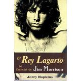 Jim Morrison, Rey Lagarto, Libro