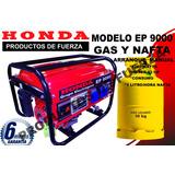 Grupo Electrógeno Generador A Gas Honda. Precio Efec.7500