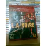L.a. Noire - Nuevo Y Sellado - Ps3