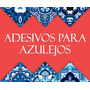 Adesivo Azulejo Português Vinil Ladrilho Hidráulico! 15x15