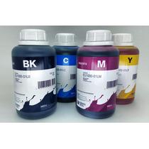 4 Frascos De 500 Ml - Tinta Corante Inktec Epson - Eu1000
