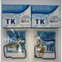 02 Reparo Carburador Cb 500 1998 A 2003 Tork Tk ( 02 Kits )