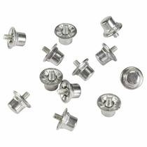Pitons Para Chuteiras De Alumínio (13mm) - Kipsta