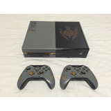 Xbox One Edicion Call Of Duty + 8 Juegos + 2 Controles
