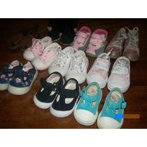Calzado Niña Nenas Zapatillas Botas Sandalias Desde 100.-