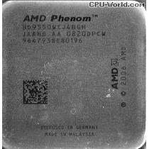 Micro Amd Phenom X4 9550 2.2 Ghz Am2 Am2+ Imperdible!