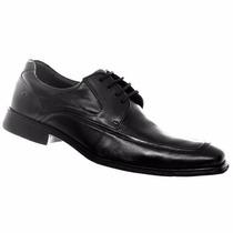 Sapato Social Democrata Masculino Couro Legítimo Leve 045010