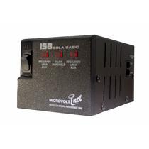 Regulador 1200w Isb Microvolt 4 Toma Corrientes Dn-21-122