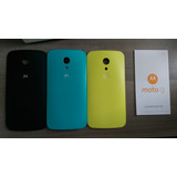 Tapas Para Motorola G2