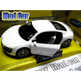 Mc Mad Car Audi R8 V10 Auto Coleccion 1/36