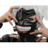 Mascara De Tokyo Ghoul Kaneki Cosplay Halloween Fiesta