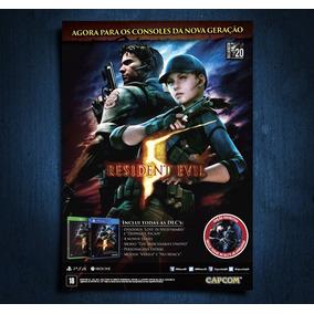 Poster Residente Evil 5 ( Game) 30 X 42