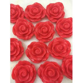 50 Mini Sabonetes Rosinhas