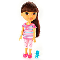 Dora Exploradora Fiesta De Pijamas 20 Cm Mattel