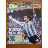Revista Ole Especial .mario Kempes - En Palermo