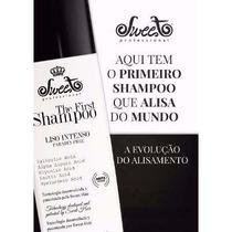 Shampoo Alisante Sweet Hair Fracionado 250ml + Brinde+ Fre