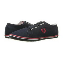 Fred Perry Tenis Para Caballero 28.5 Mex. Ben Shermn, Supr.