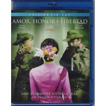 Amor Honor Y Libertad The Lady 2011 Pelicula Blu-ray