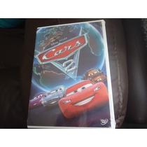 Dvd Cars 2 Nuevo Original Sellado 100% Garantizado