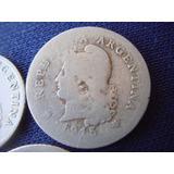 Argentina : Moneda De Cuproniquel 5-10 Y 20 Ctvo 1915