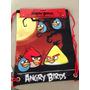 Mochila Saco Infantil Angry Birds By Rovio Entertainment