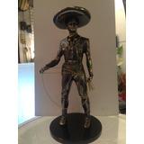 Charro Escultura 33 Cm Lagunilla