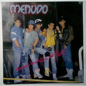 Menudo Hijos Del Rock Lp Nuevo Fernando Magneto Ricky Martin