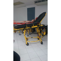 Carro Camilla Para Ambulancia Modelo Ez Pro Refurbished