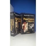 Fracturas En El Adulto - Rockwood 2 Tomos
