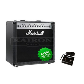 Amplificador Marshall Mg50 Cfx 1x12