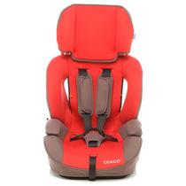 Cadeirinha P/ Autos Connect Vermelho P/ Bebês 9 A 36kg