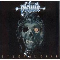Cd Picture - Eternal Dark + Heavy Metal Ears - Novo!!!