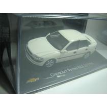Miniatura Vectra Gls 98 - Carros Do Brasil 1/43 - Raro