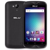 Telefono Celular Smartphone Blu Advance 4 M Dual Sim Negro