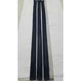 Cierre Plastico Separable Azul Marino 70cm