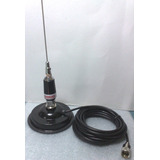 Antena Vhf 5/8 Movil Magnetica Bobina - Romero