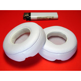 Earpads Mixr Blanco Monster Beats By Dr Dre Almohadillas